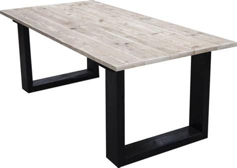 steigerhouten tafel 4 meter bol steigerhouten tafel obelix