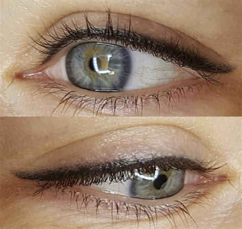 eyeliner tattoo permanent makeup eyeliner style guru fashion glitz