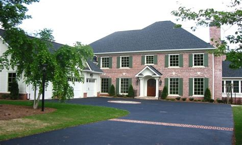 brick colonial house plans colonial house plans designs small two bedroom house plans