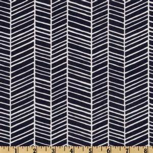 Tartan Material For Upholstery Joel Dewberry Modern Meadow Herringbone Lake Discount