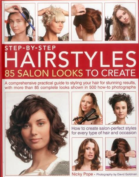 Salon Hairstyle Books Pictures by Wedding Hairstyles For Hair Infobarrel