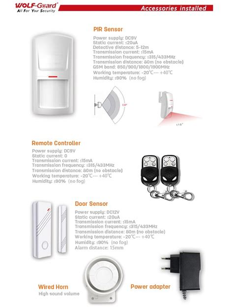 home automation best smart gsm home alarm system buy