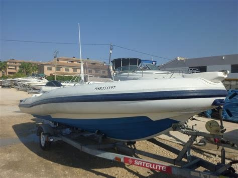 boat license javea marlin 630 rib terra nautica javea launch and retrieve
