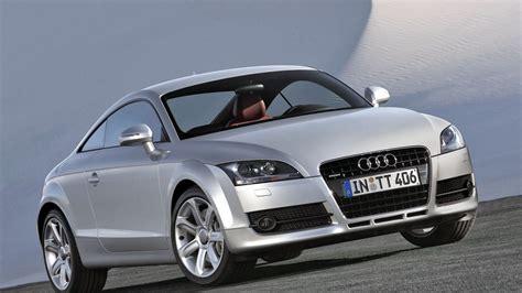 audi list audi tt 2006 to present 187 definitive list cars