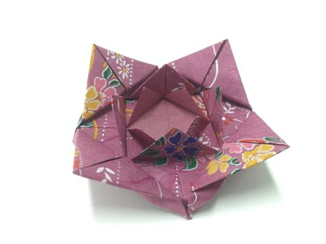Just Origami - how to make an origami in 8 easy steps from japan