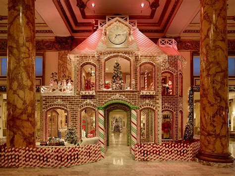 Gingerbread House Fairmont San Francisco by America S Most Gingerbread Houses Photos