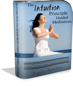 guided reclaiming the intuitive voice of your soul books intuition destiny and the call to return home powered