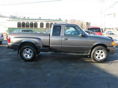 buy used 2004 ford ranger edge extended cab 4 door