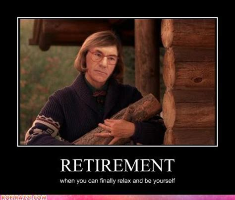 Retirement Meme - flight plan time to hang it up