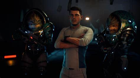 Mass Effect combattimento nemici e compagni nelle nuove immagini di