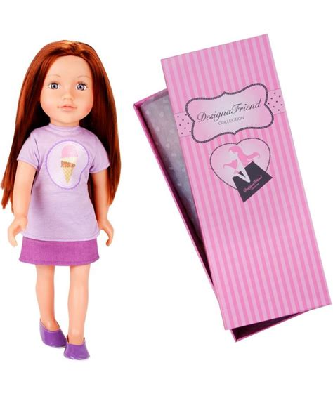 design a doll online buy chad valley designafriend florence doll at argos co uk