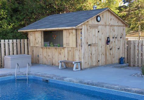 pool shed pictures studio design gallery best design