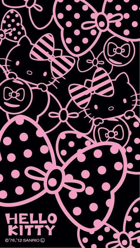hello kitty cell phone themes 820 best hello kitty wallpapers images on pinterest