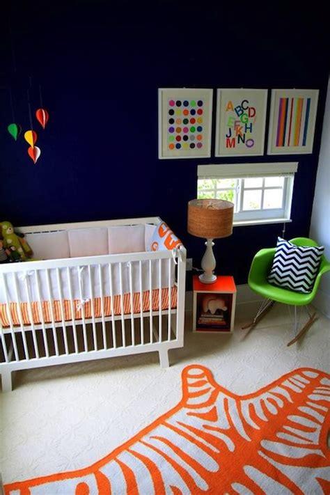 blue walls nursery benjamin