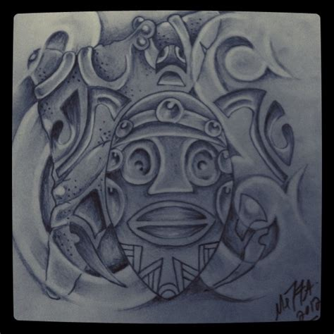 taino tattoo designs culture statigram boriqua