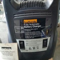 battery charger halfords used halfords automatic battery charger in s43 clowne for