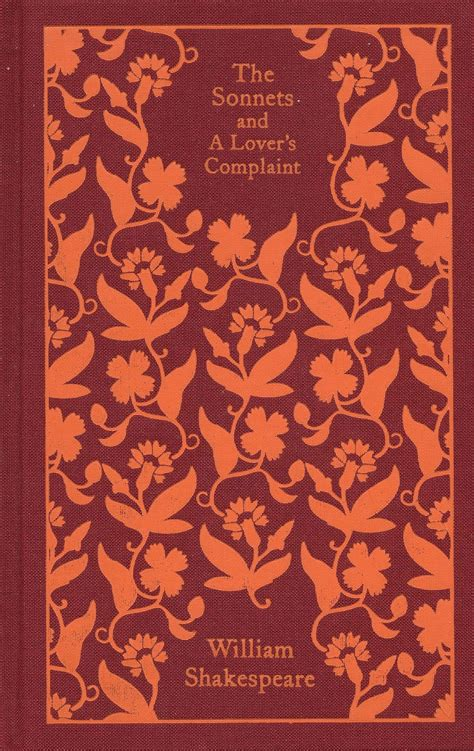 the sonnets and a 0141192577 the sonnets and a lover s complaint design by coralie bickford smith penguin books australia