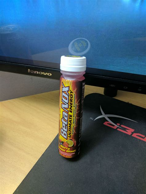 an energy drink that works review betanox is this an energy drink that actually