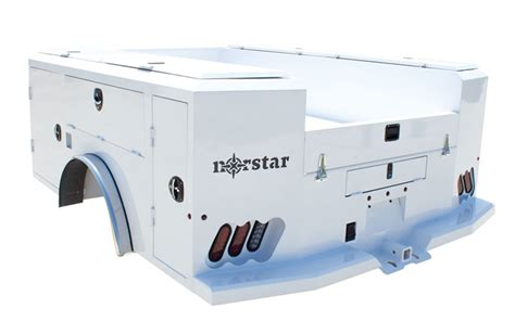 service bed service body bed norstar products utility fleet