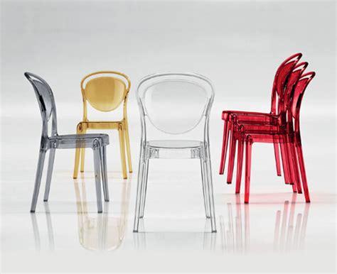 sedie plexiglass calligaris parisienne calligaris sedute sedie livingcorriere