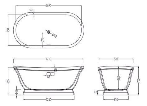 vasca da bagno misure standard misure standard vasca da bagno la scelta giusta 232