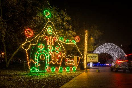 christmas tour of lights in farmers branch tx