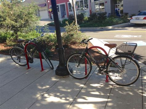 Bike Rack City by Bicycle Resources City Of Tacoma