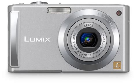 panasonic lumix panasonic lumix dmc fs3 digital photography review