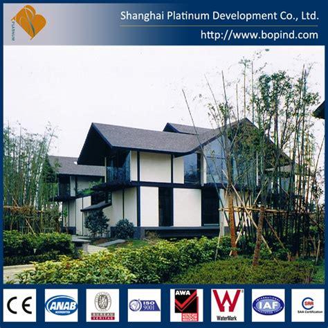 Modern European Style Villa Prefab China Modernen Europ 228 Ischen Stil Villa Fertighaus Kit Haus