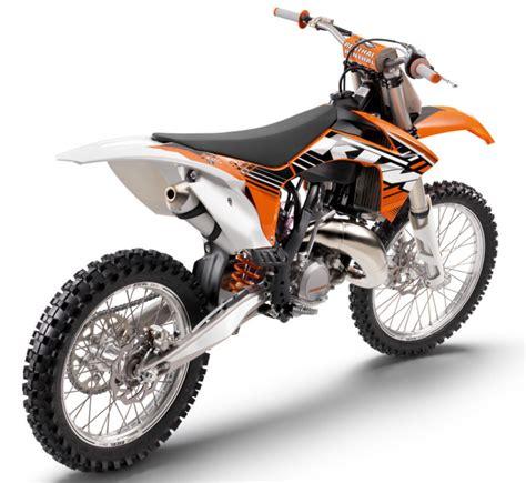Ktm Microfiche Ktm 125 Sx 2012 Fiche Moto Motoplanete