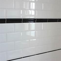 crown tiles white metro belvelled wall tiles crown tiles