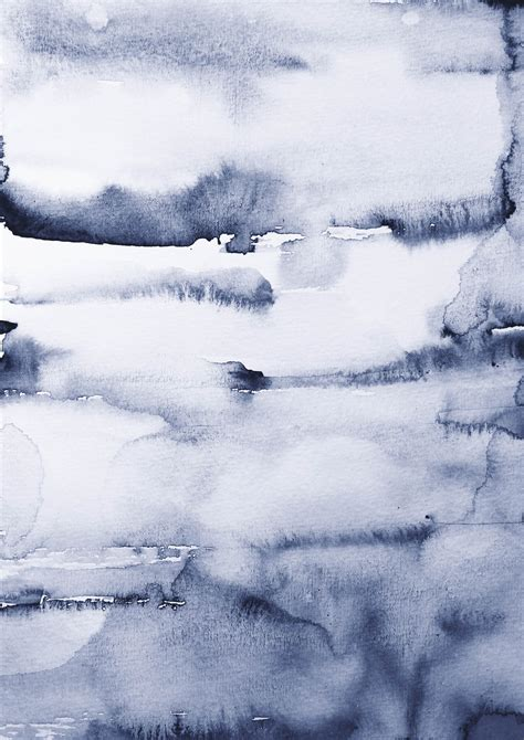 bluish gray color blue grey artist watercolor paints nynne rosenvinge blue water color the poster club