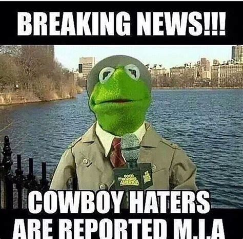 Cowboy Haters Memes - 541 best images about my team on pinterest football