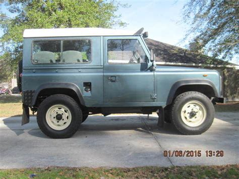 how to sell used cars 1986 land rover range rover electronic valve timing land rover defender 90 1986 classic land rover defender 1986 for sale