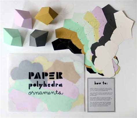 Creative Paper Crafts - creative paper crafts handmade geometric ornaments for