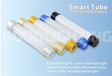 battery powered emergency lights for vehicles goodlighting led rechargeable tube battery powered