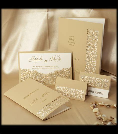 Hochzeitseinladungen Set hochzeitskarten set pamas
