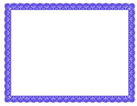 Free Certificate Borders Templates   ClipArt Best