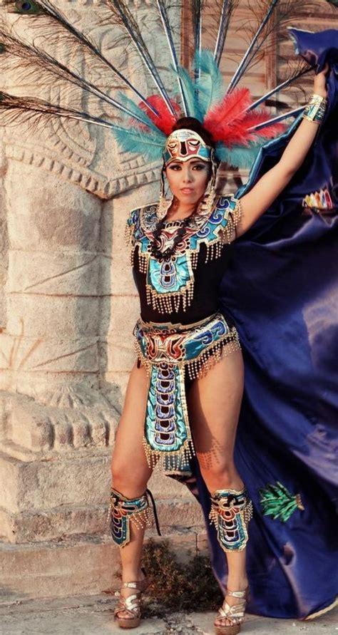 imagenes vestimenta aztecas las 25 mejores ideas sobre traje azteca en pinterest