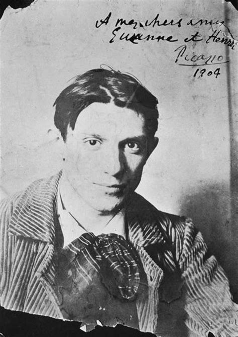 biography of artist picasso file pablo picasso 1904 paris photograph by ricard