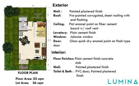 Design A Floor Plan For A House Free by Airene House Model Lumina Homes
