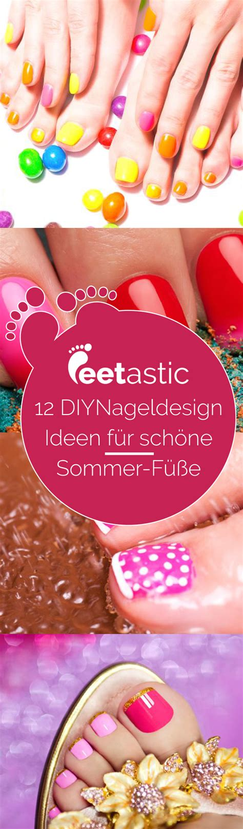 Nagel Ideeen by Nageldesign Ideen Feetastic