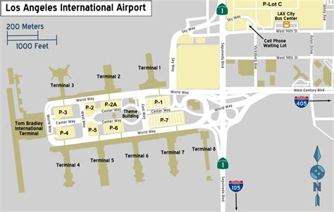 los angeles international airport travel guide at wikivoyage