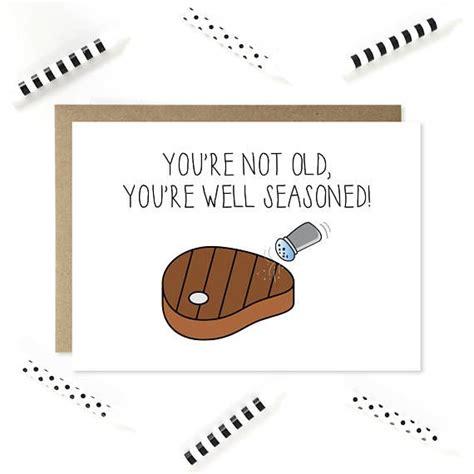 Birthday Card Puns
