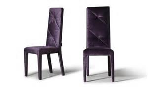 Purple Dining Room Chairs Eva Ls302 Fabric Purple Side Chair Dining Chairs
