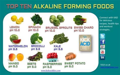best alkaline food top ten alkaline foods alkaline reduceacidity