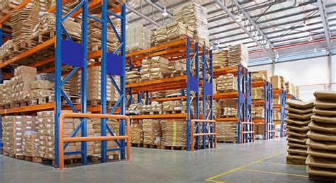 warehouse rack com proper pallet rack safety tips the shelving blog