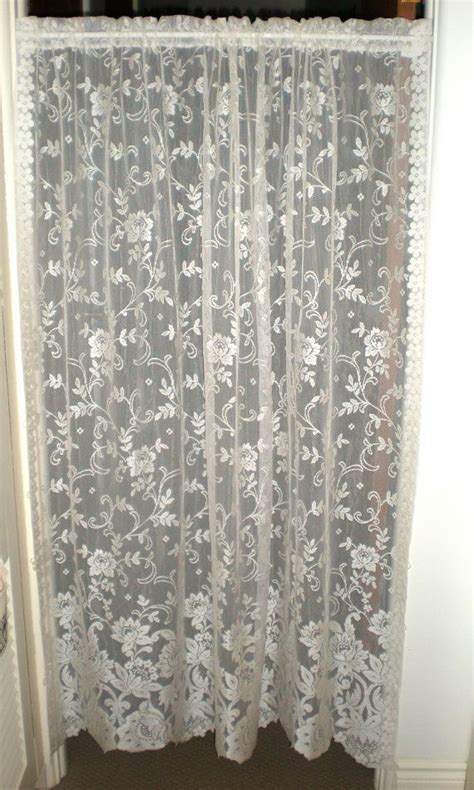 beaded curtains for closets 15 best lace curtains images on net curtains