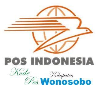 taqospot daftar kode pos sekabupaten wonosobo lengkap