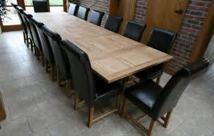 Oversized Dining Room Tables by Oversized Oak Refectory Dining Table Home Interiors